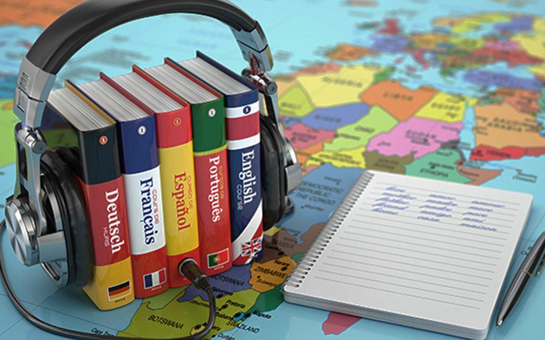 A importância de estudar línguas estrangeiras desde de cedo.