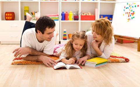 A importância da participação dos pais na vida escolar do filho.