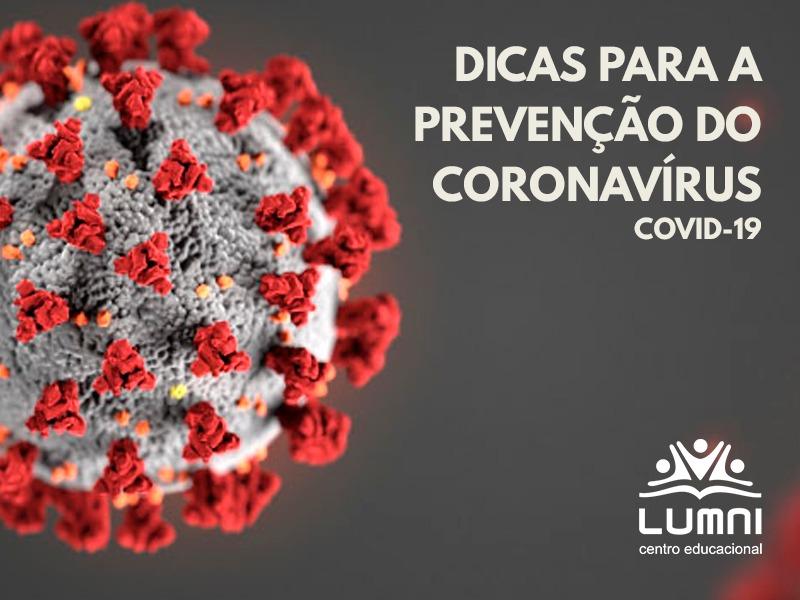 Fiquem atentos aos protocolos para o COVID-19